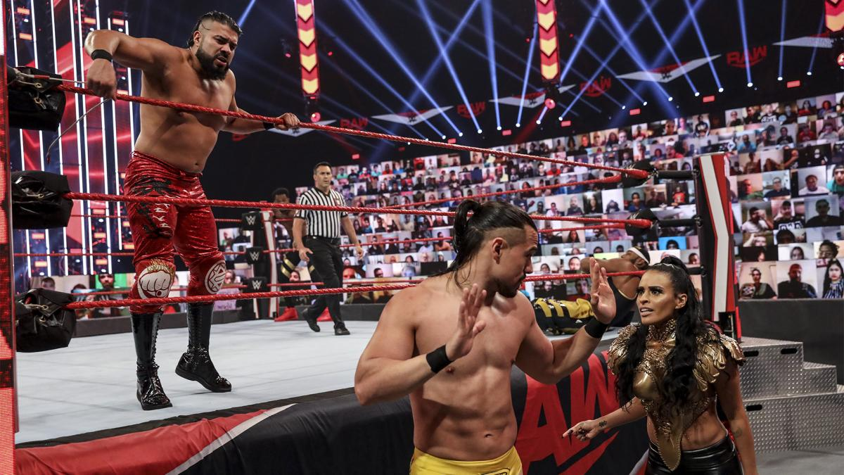 Monday Night RAW September 7th 2020 Results