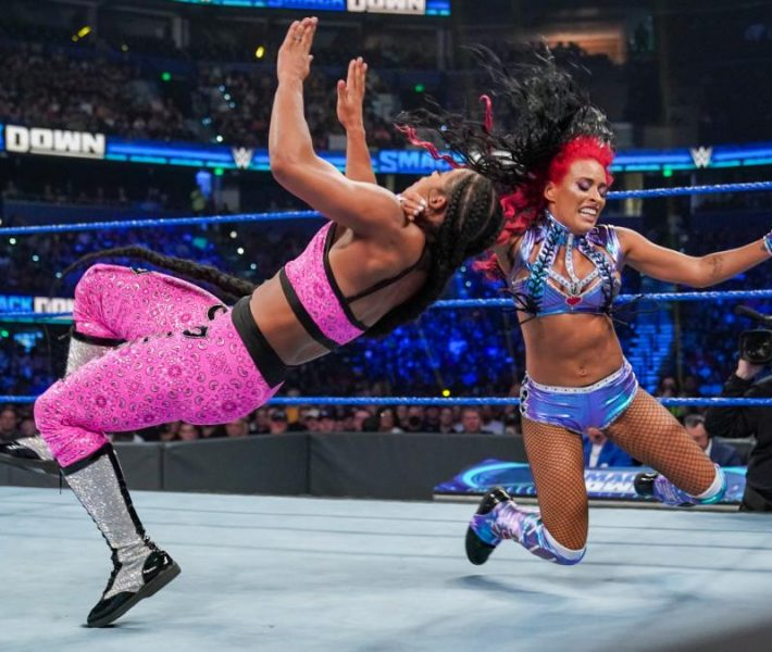 Smackdown Results-August 6th,2021