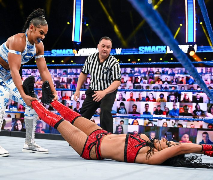 Smackdown Results-October 23rd,2020